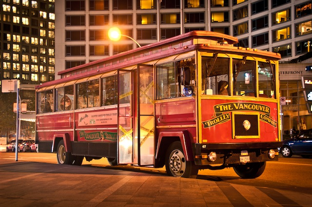 Haunted Vancouver TrolleyTour