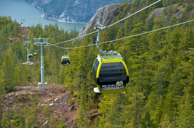 Hike Fest at the Sea to Sky Gondola » Vancouver Blog Miss604