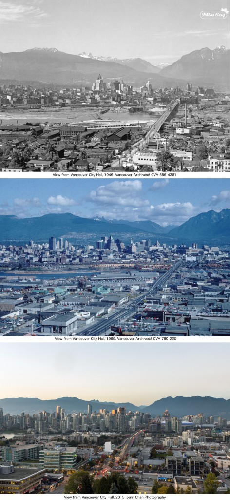 Then And Now From Vancouver City Hall 187 Vancouver Blog