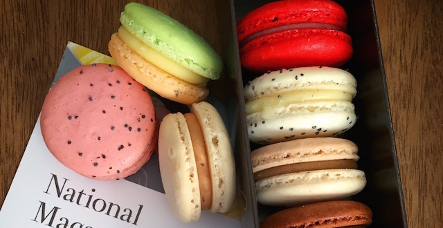 Macaron Day in Vancouver