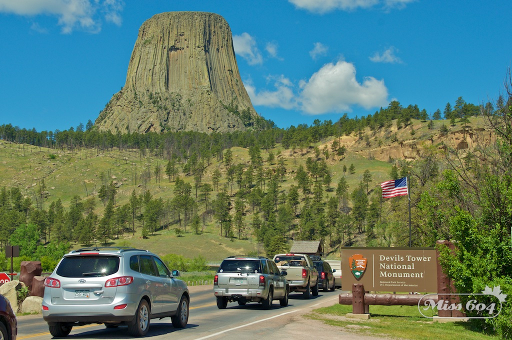 devils tower the first national monument in america