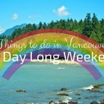 BC Day Long Weekend Events