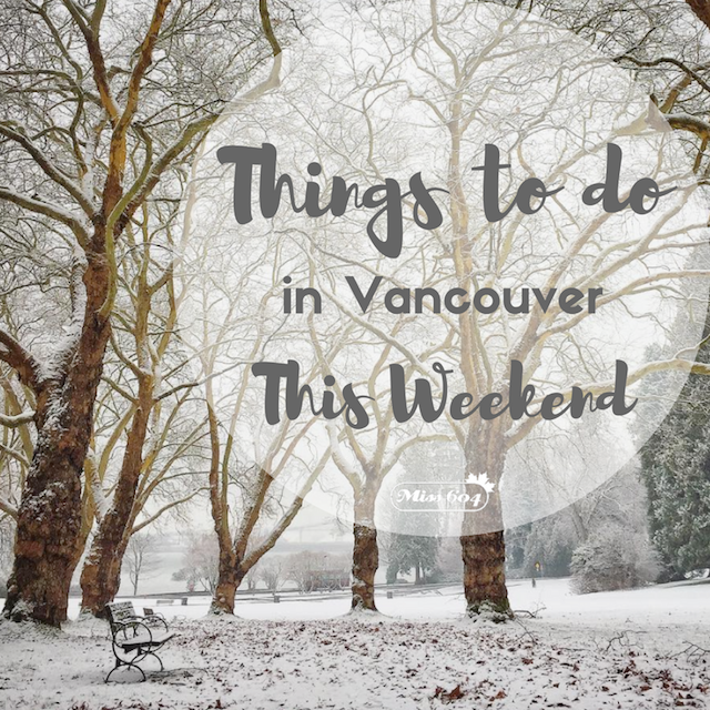 Things to do in Vancouver Snow