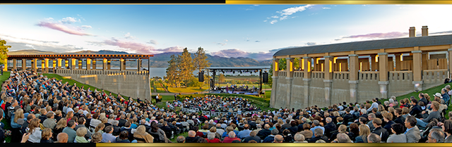 Mission Hill Winery Amphitheatre