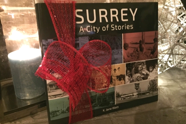 Surrey: A City of Stories
