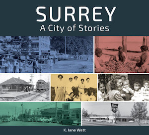Surrey A City of Stories