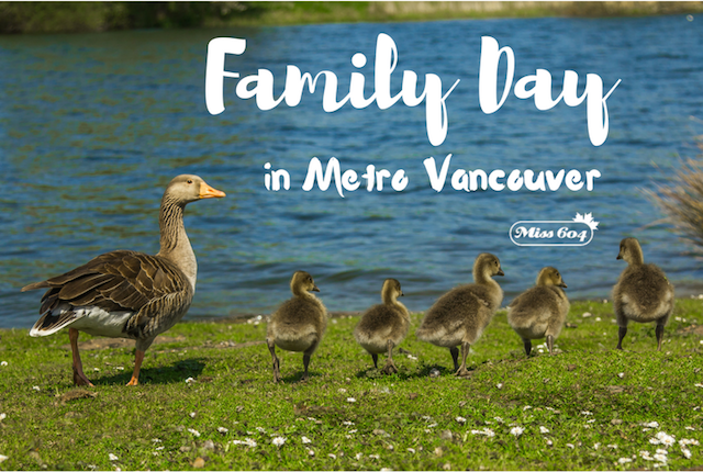 BC Family Day in Metro Vancouver