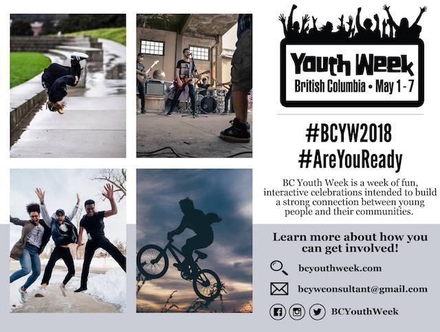 BC Youth Week 2018