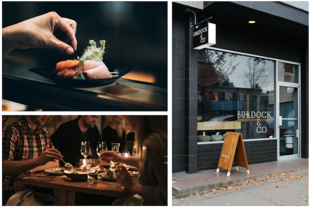 Vancouver World Chef Exchange at Burdock & Co