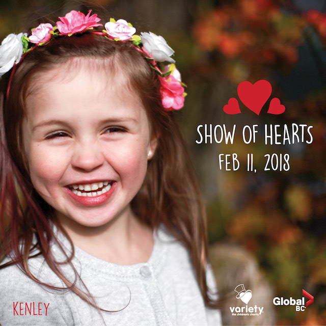 Variety BC's Show of Hearts Telethon 2018