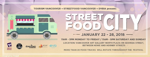 Street Food City Food Truck Festival Returns for Dine Out Vancouver