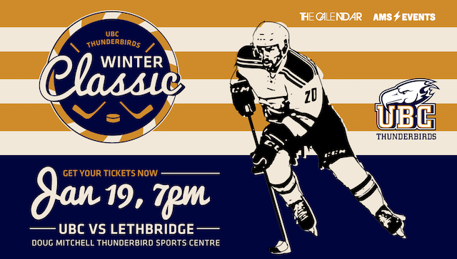 UBC Thunderbirds Winter Classic