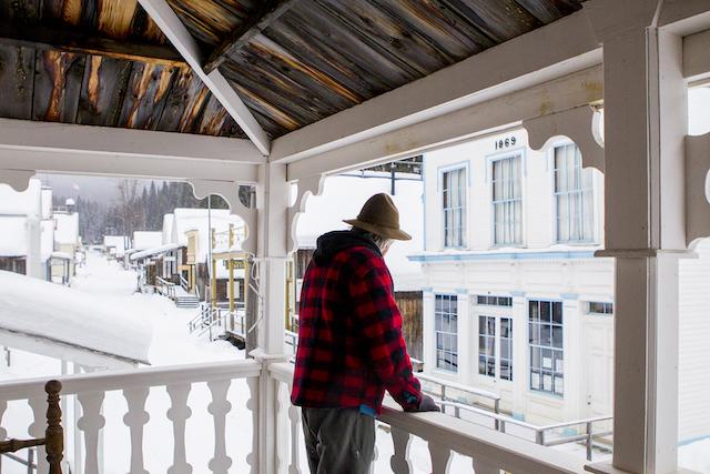 SnowSeekers Barkerville
