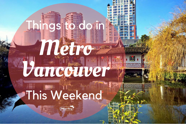 Things to do in Vancouver Chinese Gardens