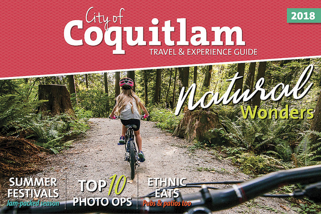 Coquitlam's 2018 Travel Guide