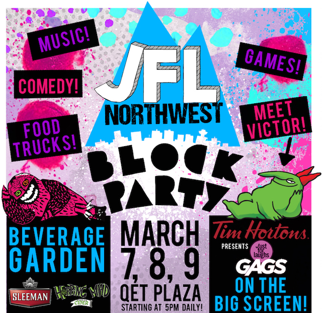 JFL NorthWest Block Party