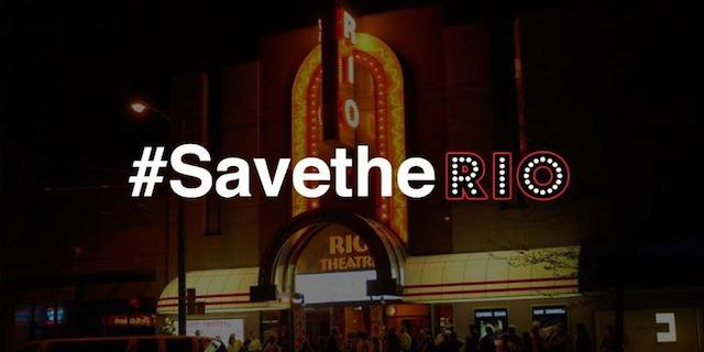 Save the Rio Theatre