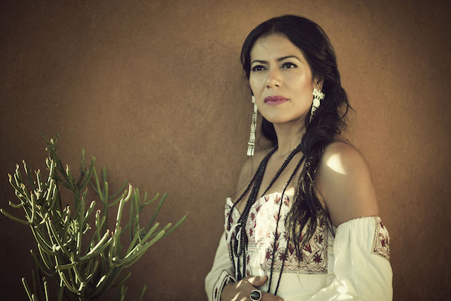 Lila Downs at the Chan Centre