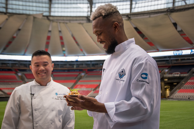 Food Options at BC Place for Vancouver Whitecaps FC Matches in 2018