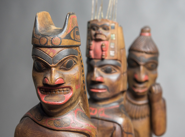 Museum of Vancouver Presents Haida Now