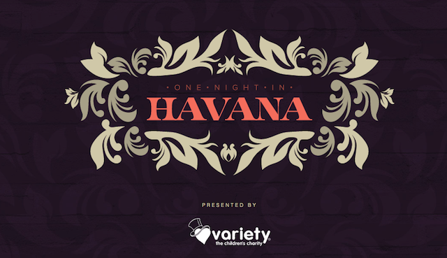Join Variety BC for One Night in Havana
