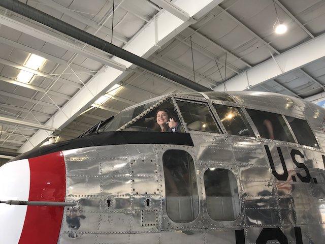 Palm Springs Air Museum Miss604