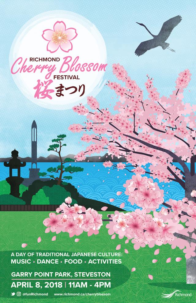 Richmond Cherry Blossom Festival 2018