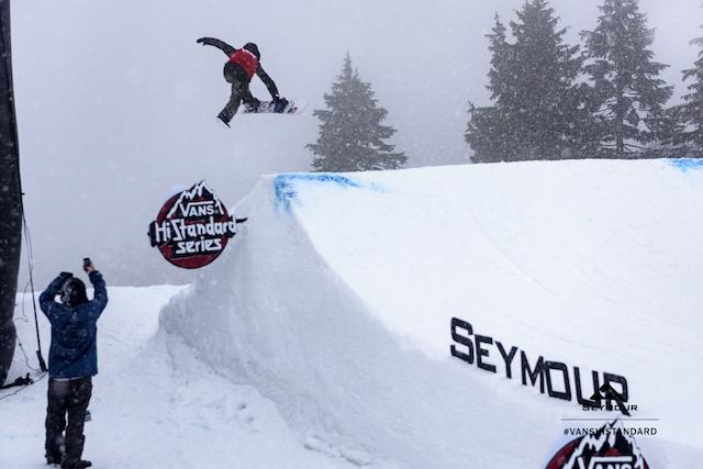 Vans Hi-Standard Snow Series World Tour at Mt. Seymour