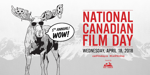 National Canadian Film Day 2018