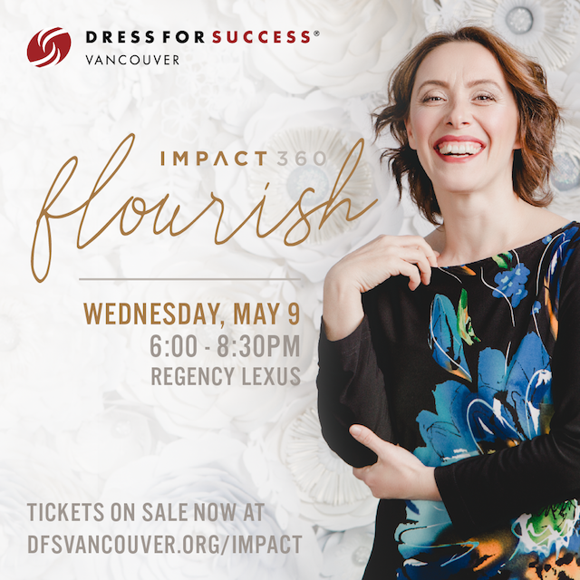 Dress for Success IMPACT 360: FLOURISH