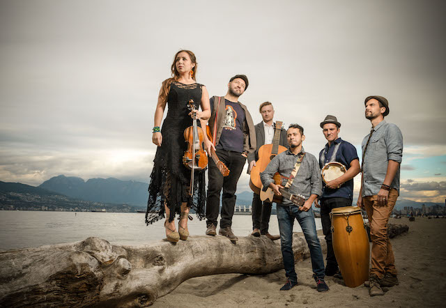 Locarno Band - Vancouver World Music Festival