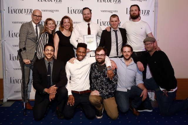Restaurant of the Year: St. Lawrence