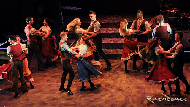 Riverdance in Vancouver