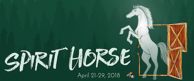Carousel Theatre for Young People presents Spirit Horse