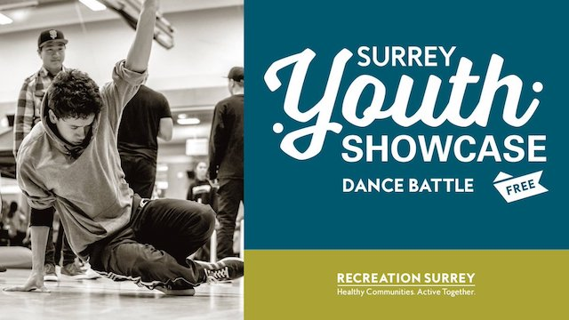 Surrey Youth Showcase Dance