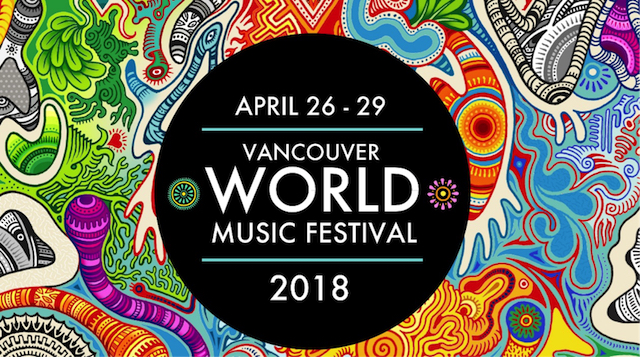 Vancouver World Music Festival 2018