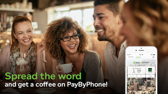 PayByPhone Referral