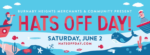 Hats Off Day 2018