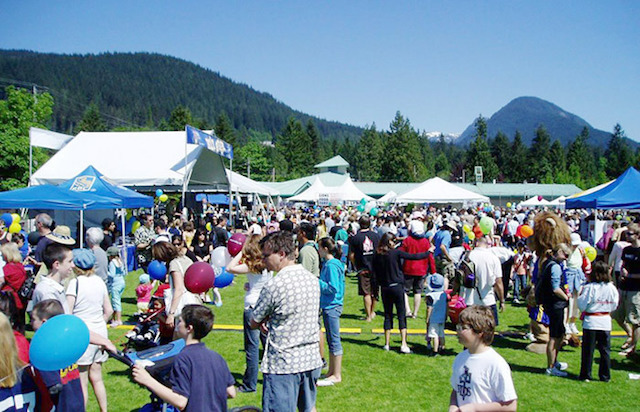 Lynn Valley Days