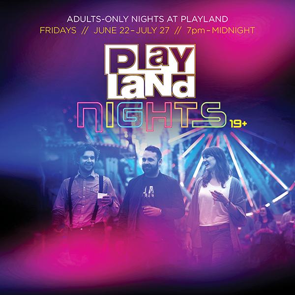 Playland Nights 2018