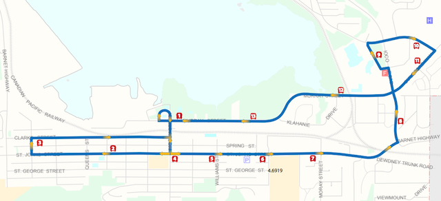 Port Moody Shoreline Shuttle