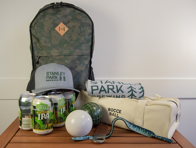 Stanley Park Brewing Prize Pack