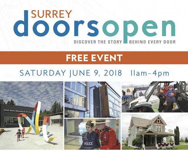 Surrey Doors Open 2018