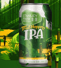 Stanley Park Brewing Trail Hopper IPA