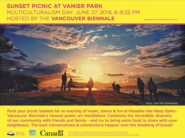 Vancouver Biennale Launch