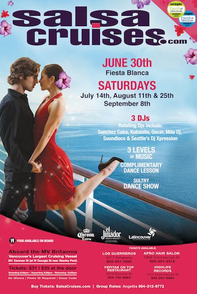 Salsa Cruise 2018