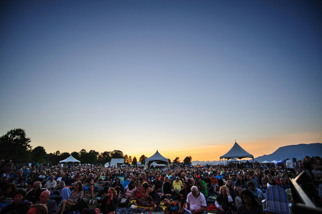 Vancouver Folk Music Festival3