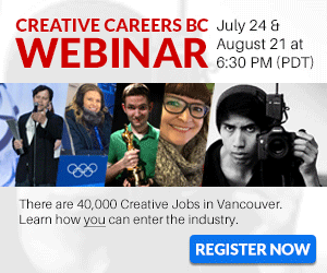 Creative Careers in BC