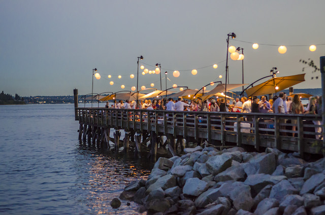 Harmony Arts Festival Night on the Pier