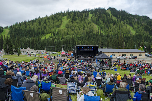 Summer at Sun Peaks Resort - Sun Peaks Concerts